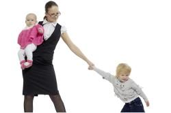Помощь семьям с детьми
