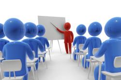 Помощь в прохождении обучения
