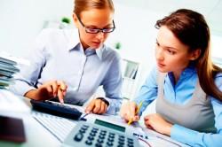 Оформление вычета в бухгалтерии по месту работы