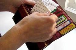 Сохранение и представление чеков и квитанций на лечение