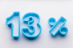 Налоговый вычет - 13 %