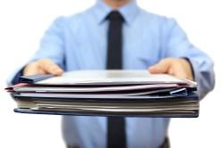 Сбор документов для вычета