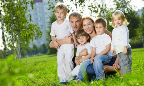 Государственная поддержка многодетных детей