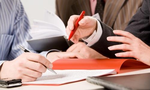 Оформление документов для налогового вычета