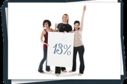 Налоговый вычет 13 %