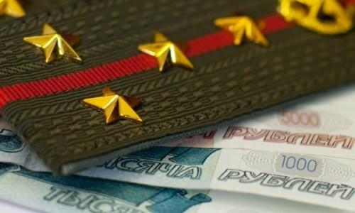 Субсидии военнослужащим
