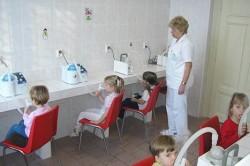 Льготные путевки в детский санаторий