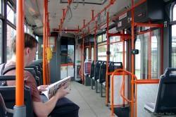 Право бесплатного проезда в общественном транспорте