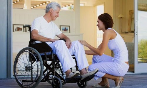 Помощь инвалидам от государства