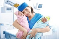 Роды по родовому сертификату