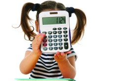 Расчет вычета на ребенка