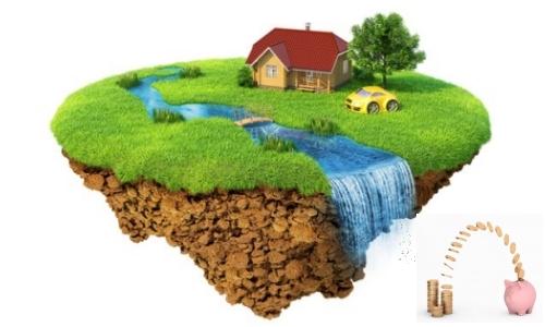 Налоговый вычет при покупке садового участка или дачи